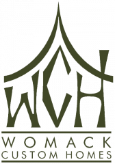 Womack Logo Green Transparent